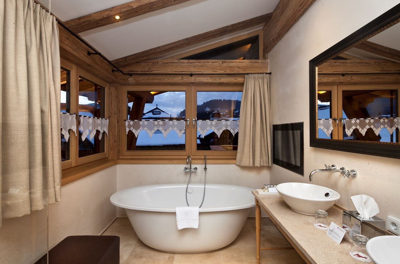 ... Bathroom Alpin Suite ...